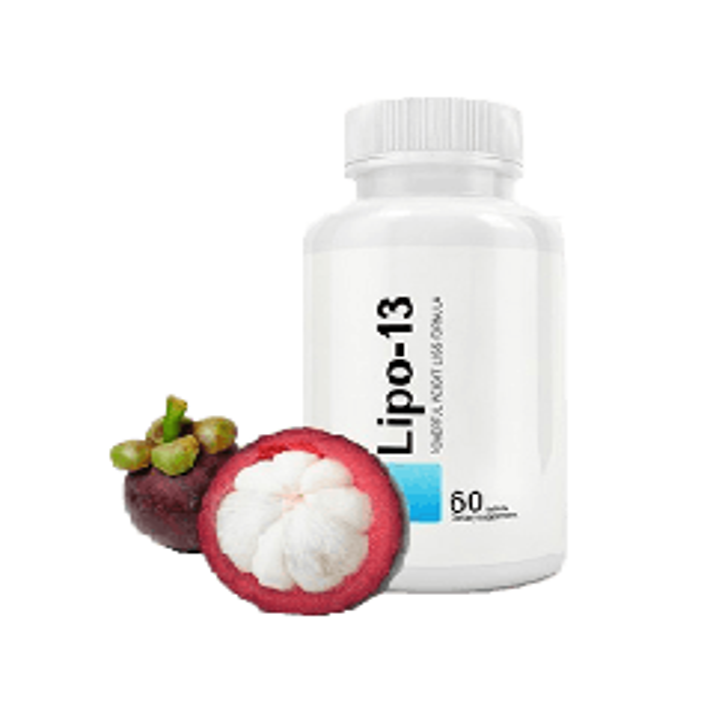 Ecopharma Lipo-13 Powerful Weight Loss 60 tabletten