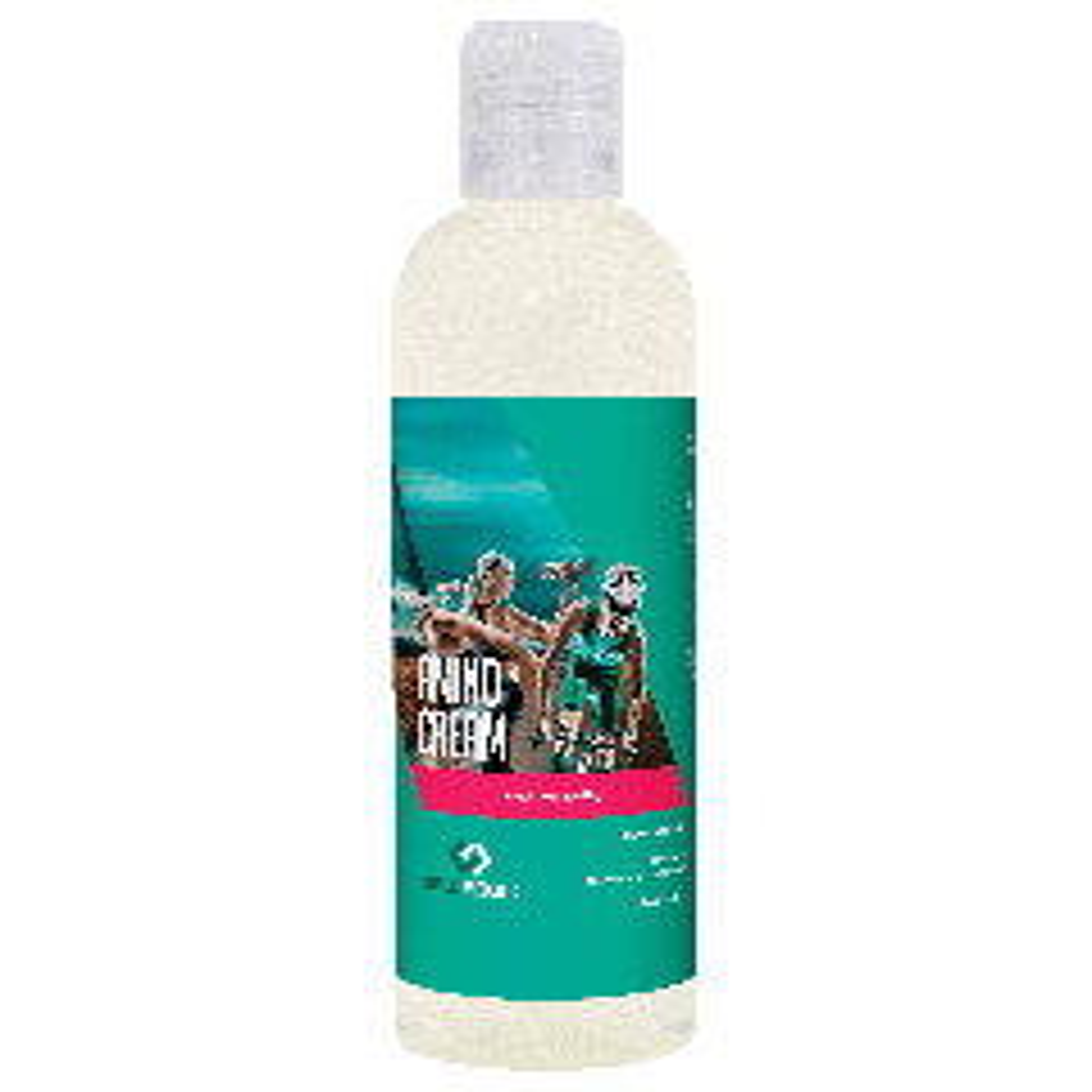 NatuSport Amino Cream Kracht & Uithouding 250 milliliter