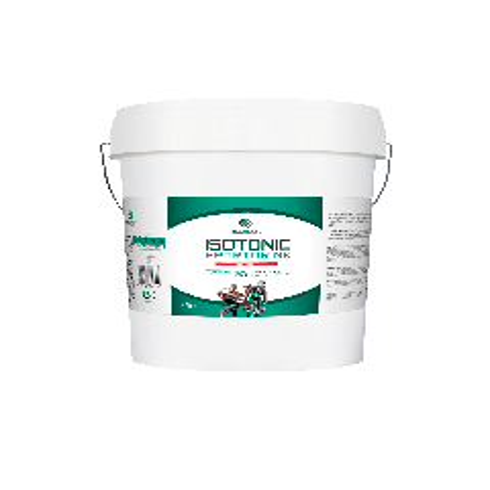 NatuSport Isotonic Sportdrink - Red Fruit Emmer à 5 kilogram