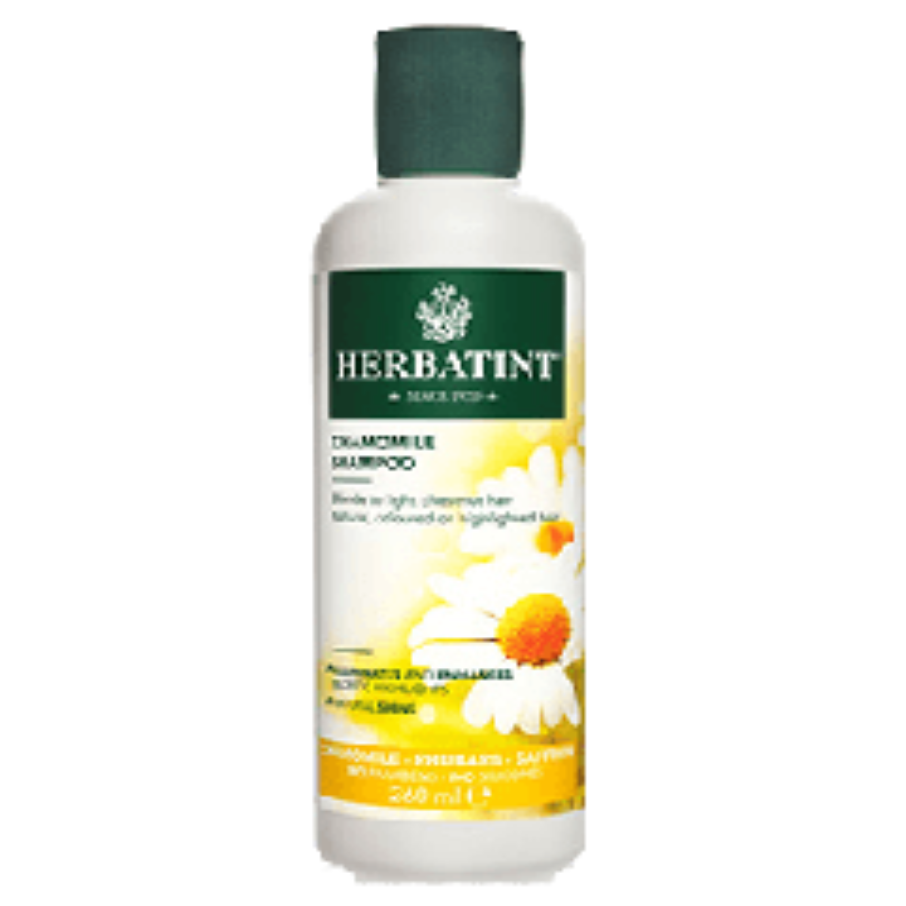 Herbatint Chamomile Shampoo 260 milliliter