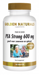 PEA Strong 600 mg 180 veganistische tabletten