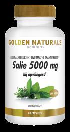 Salie 5000 mg 60 veganistische capsules