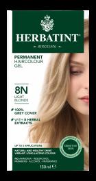 8N Light Blonde 150 milliliter