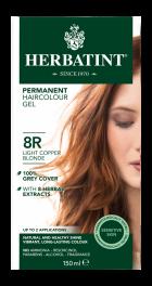 8R Light Copper Blonde 150 milliliter