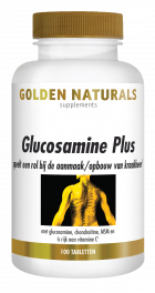 Glucosamine Plus 100 tabletten