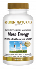 More Energy 90 tabletten