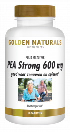 PEA Strong 600 mg 60 veganistische tabletten