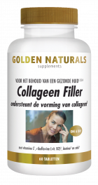 Collageen Filler 60 tabletten