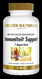 Immuniteit Support 7 dagen-kuur 21 vegetarische capsules