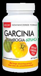Garcinia Cambogia 60% HCA 60 capsules