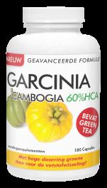 Garcinia Cambogia 60% HCA 180 capsules