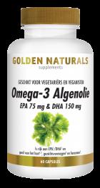 Omega-3 Algenolie 60 liquid capsules