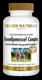 Groenlipmossel Complex 180 capsules