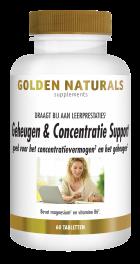 Geheugen & Concentratie Support 60 veganistische capsules