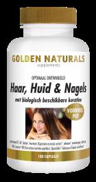 Haar, Huid & Nagels 180 vegetarische capsules