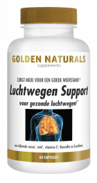 Luchtwegen Support 60 veganistische capsules