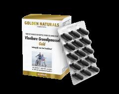 Vloeibare Groenlipmossel Gold 60 softgel capsules