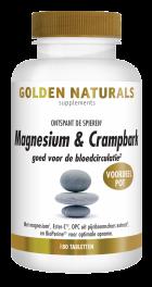 Magnesium & Crampbark 180 tabletten