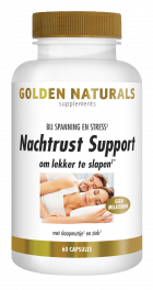 Nachtrust Support 60 veganistische capsules