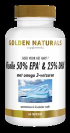 Visolie 50% EPA & 25% DHA 60 softgel capsules