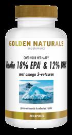 Visolie 18% EPA & 12% DHA 180 softgel capsules