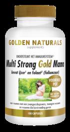 Multi Strong Gold Mama 180 veganistische capsules