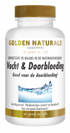 Vocht & Doorbloeding 60 veganistische capsules