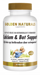 Calcium & Bot Support 60 vegetarische tabletten