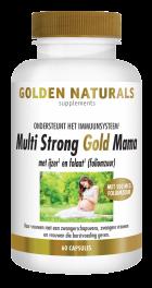 Multi Strong Gold Mama 60 veganistische capsules