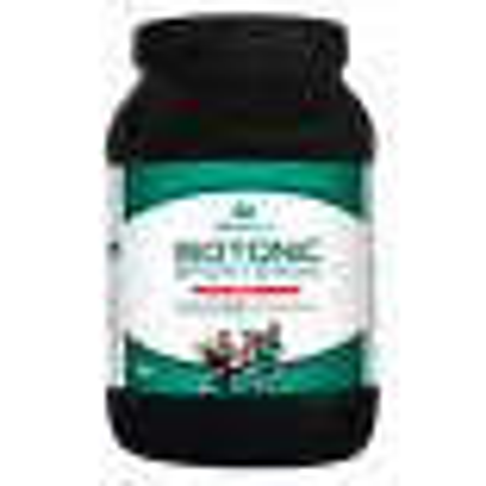 Isotonic Sportdrink Red Fruit Pot 1 kg 3D