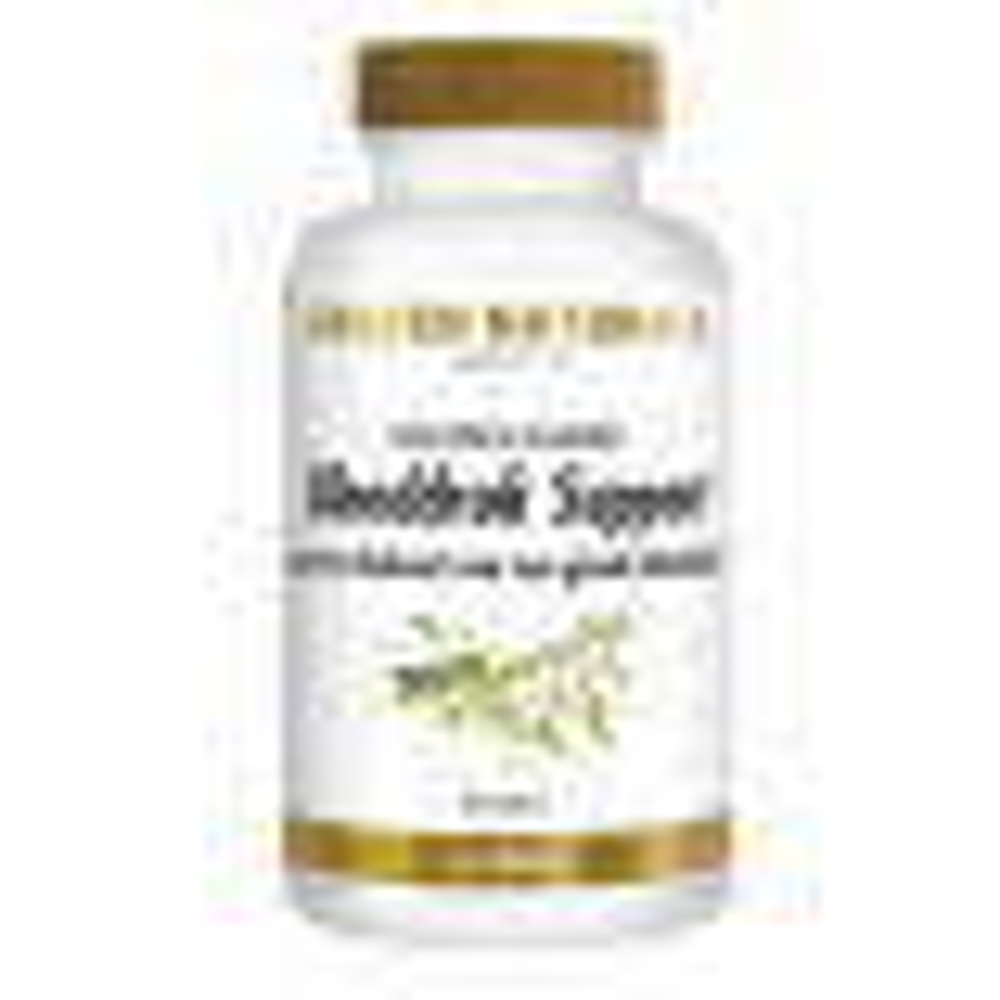 _Golden Naturals Bloeddruk support 60 caps GN-264