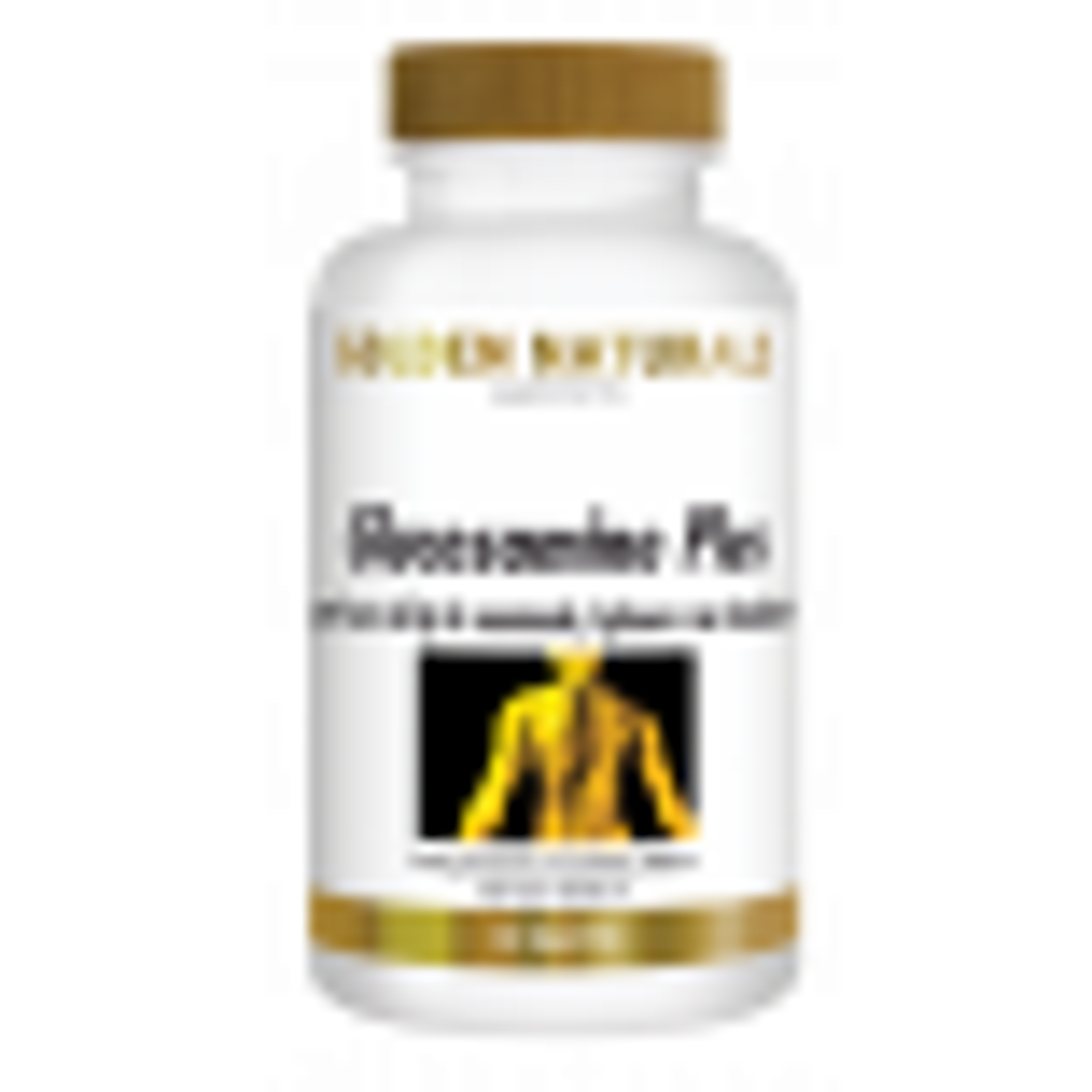 _Golden Naturals Glucosamine Plus 100 tabl GN-103