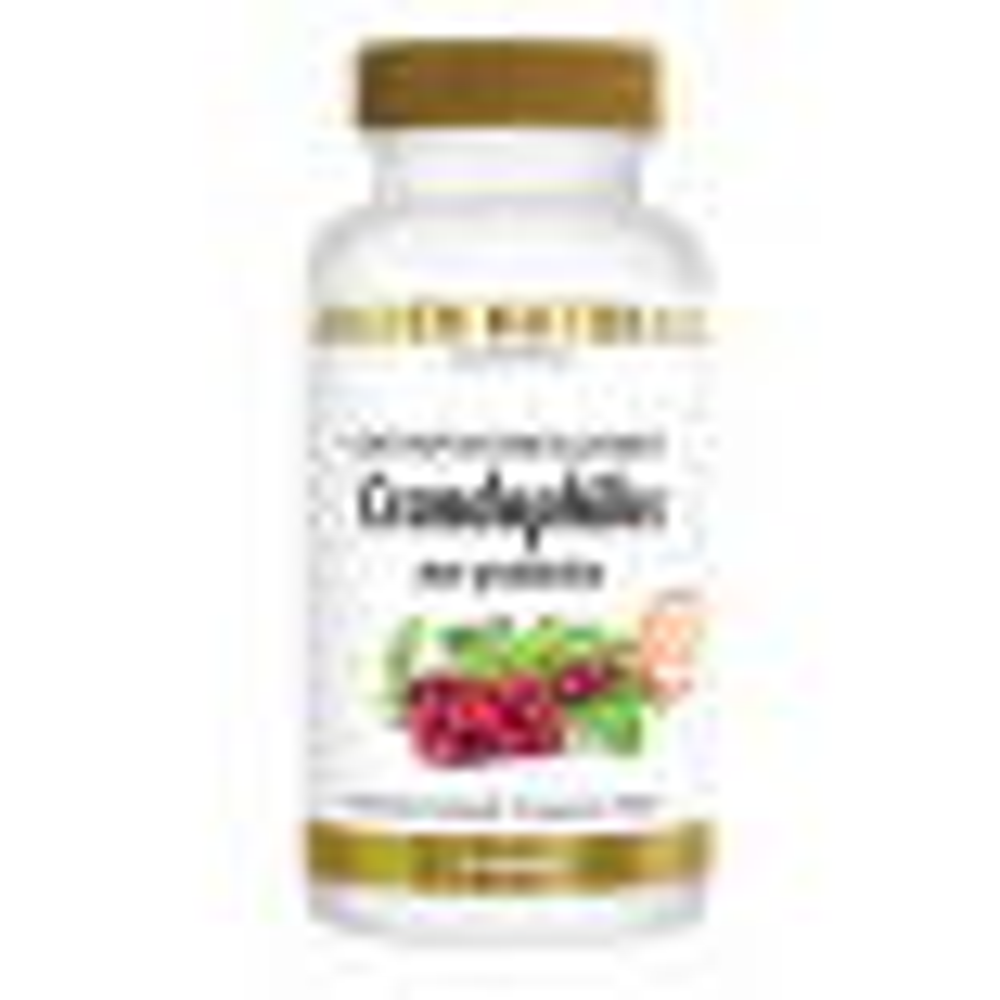 _Golden Naturals Crandophilus 30 maagsapresistente vegetarische caps GN-461