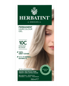 Herbatint 10C Swedish Blonde 150 milliliter