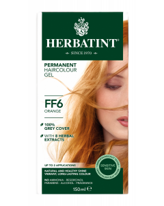Herbatint FF6 Flash Fashion Orange 150 milliliter