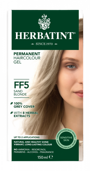 Herbatint FF5 Flash Fashion Sand Blonde 150 milliliter