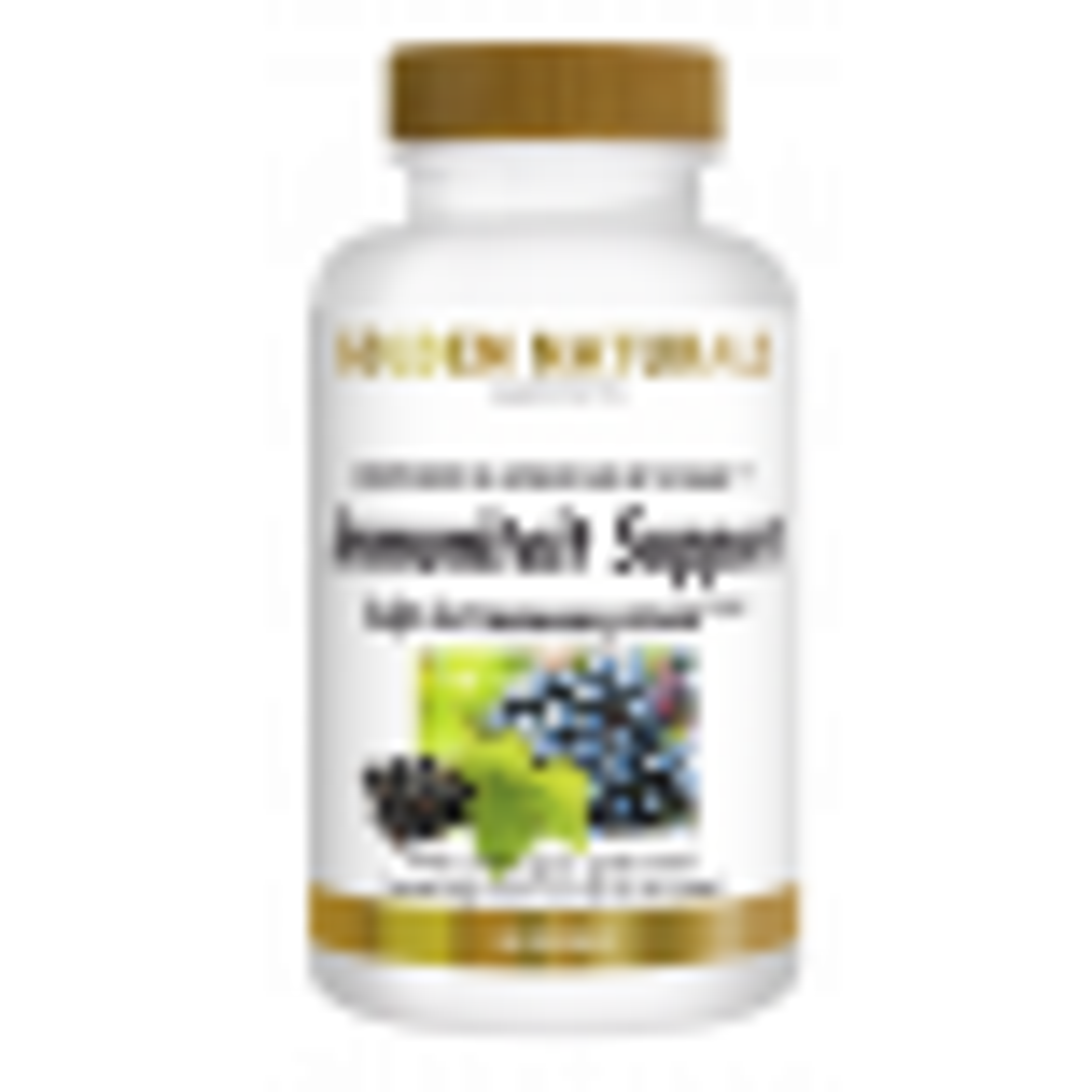 _Golden Naturals Immuniteit Support 60 caps GN-206