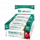 _NS-037 NatuSport Energy Performance Bar - Red Fruit Cranberry