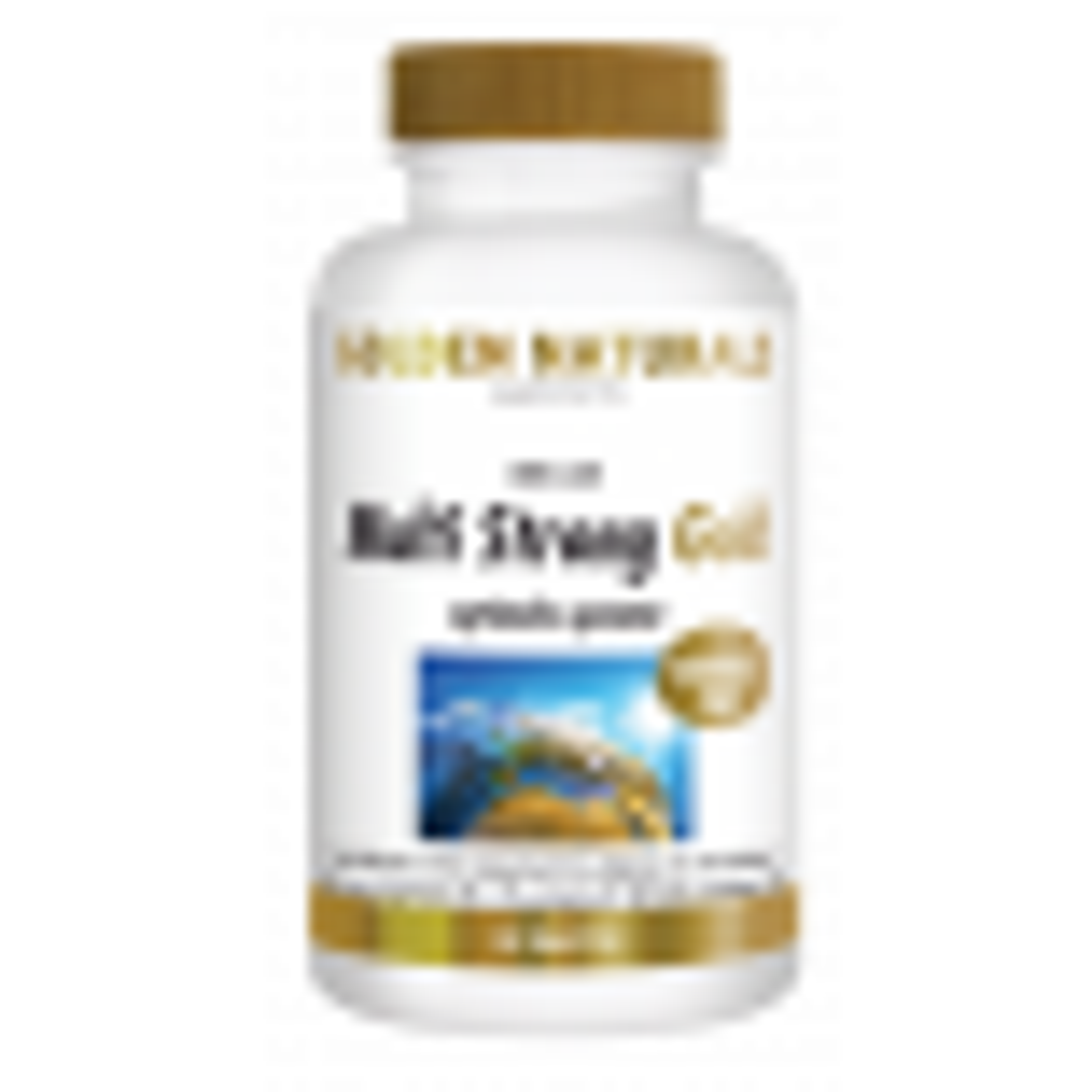 _Golden Naturals Multi Strong Gold 180 tabl Voordeelpot GN-406