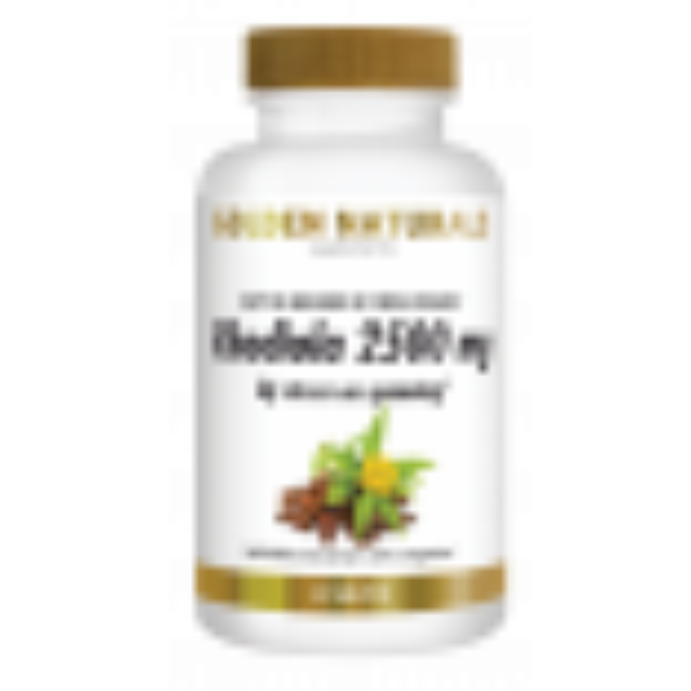 _Golden Naturals Rhodiola 2500 mg 60 tabl GN-466