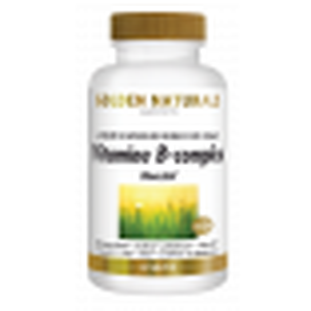 _Golden Naturals Vitamine B-complex Bioactief 60 tabl GN-463