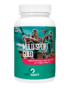 NatuSport Multi Sport Gold 60 tabletten