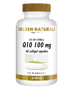 Golden Naturals Q10 100 mg 60 softgel capsules