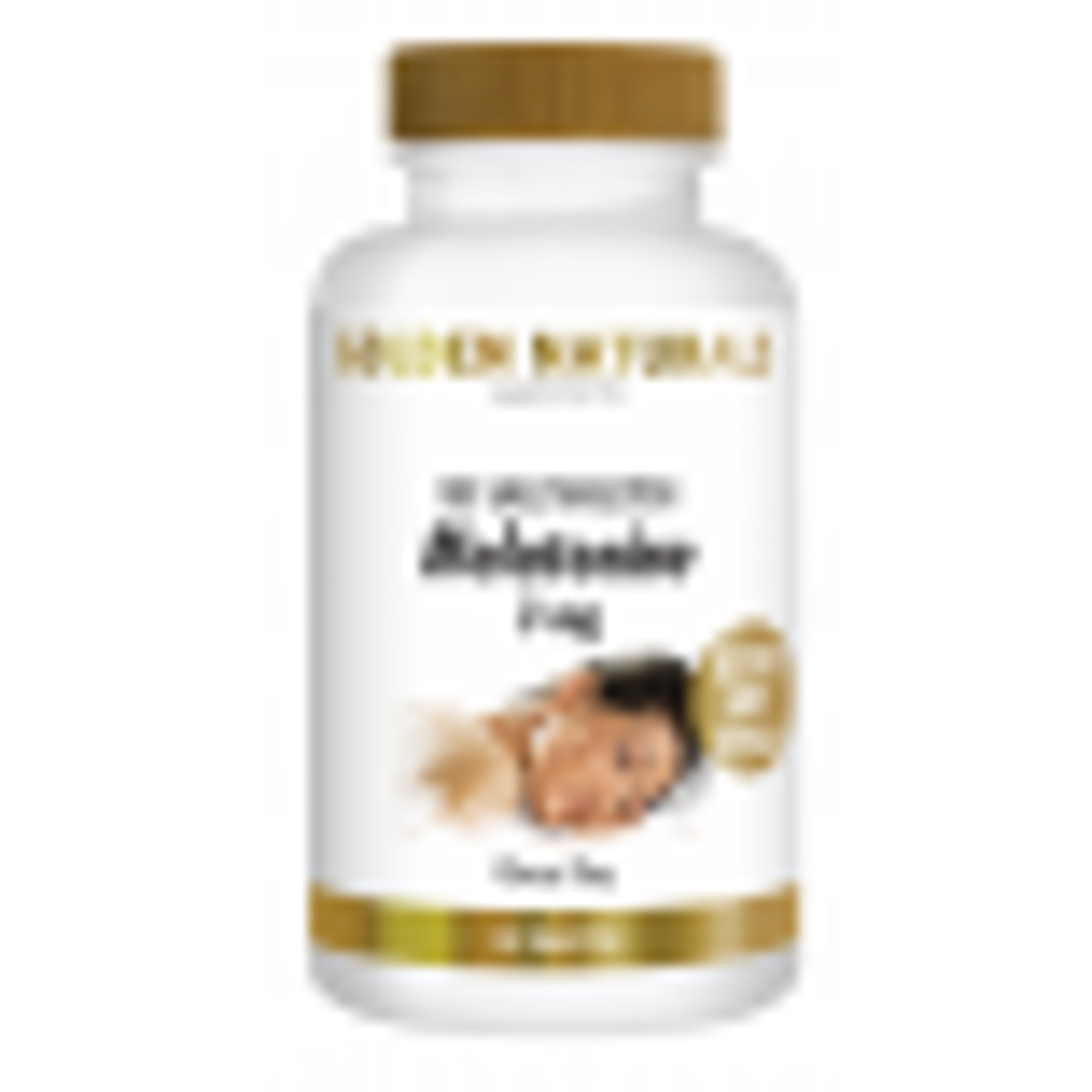 _Golden Naturals Melatonine 3 mg 180 tabl GN-293