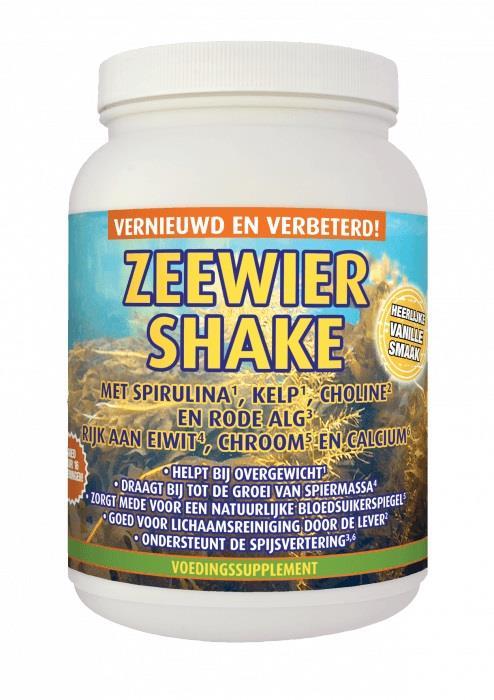 Natusor Zeewier Shake (500 gram)