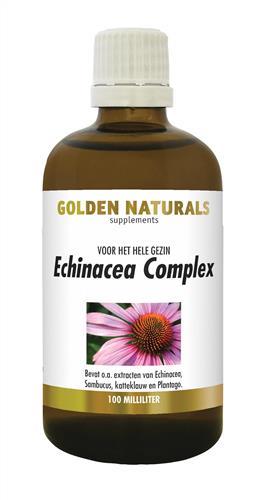 Golden Naturals Echinacea Complex (100 milliliter)
