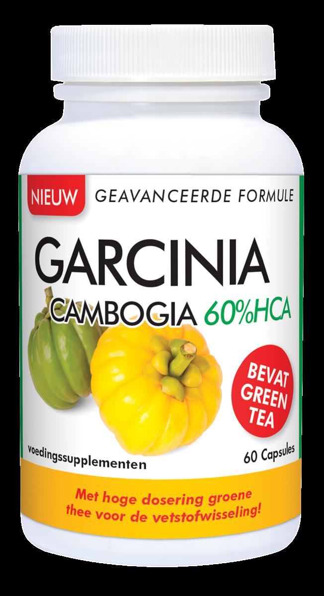Natusor Garcinia Cambogia 60% HCA (60 capsules)