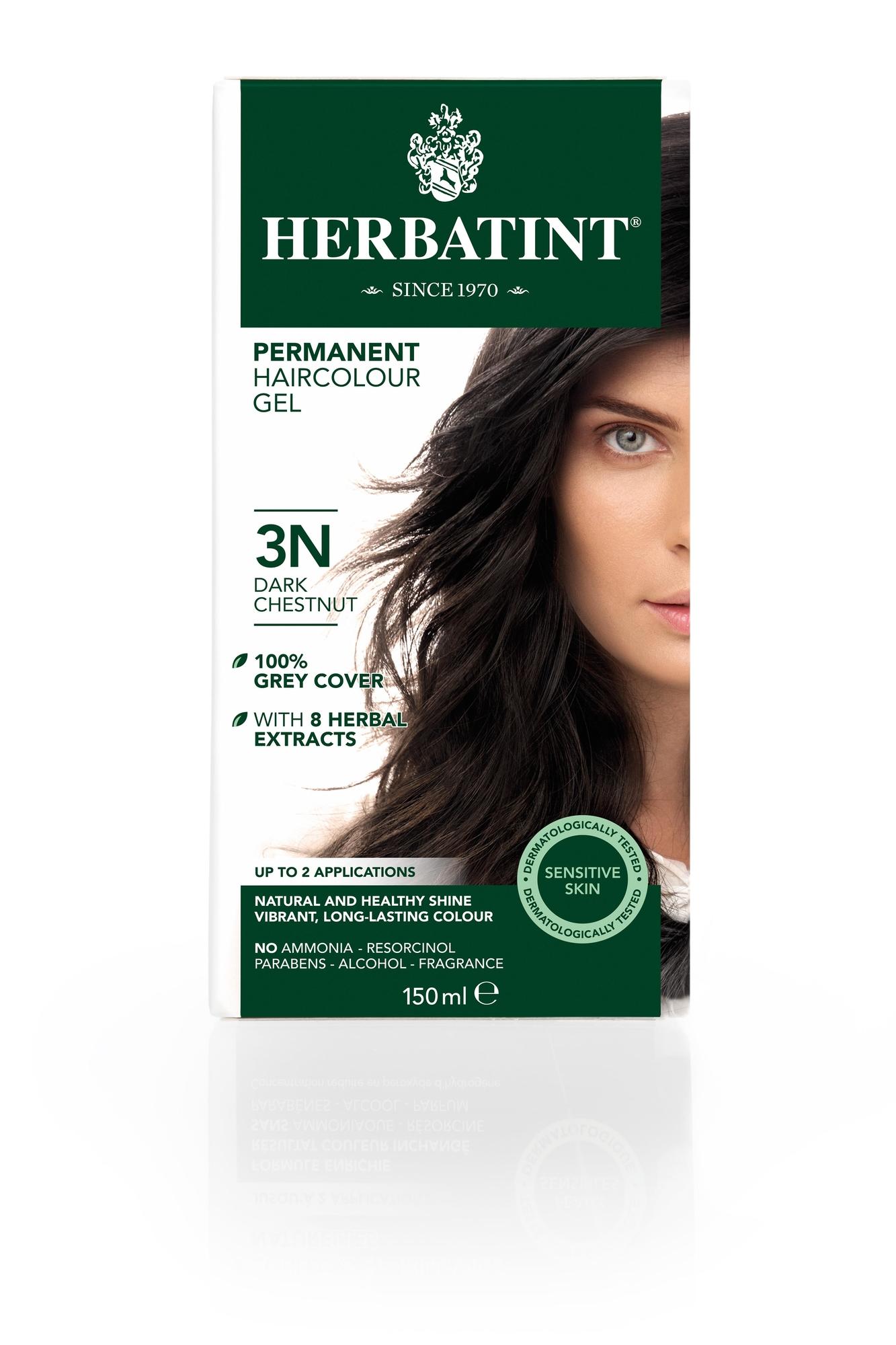 Herbatint 3N Dark Chestnut (150 milliliter)
