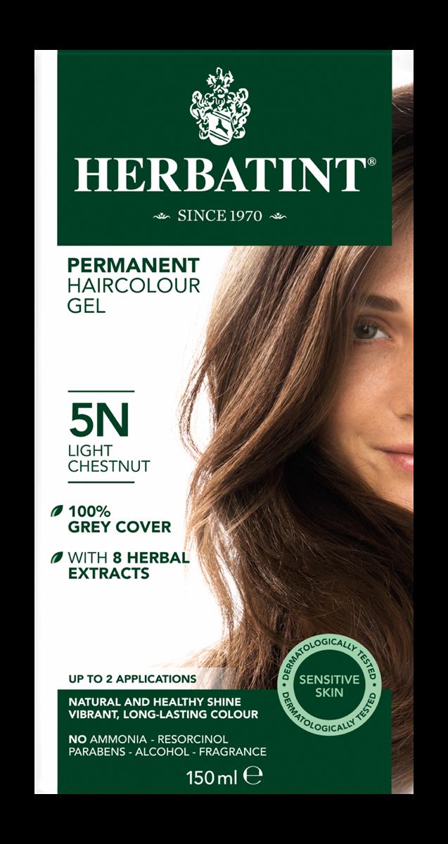 Herbatint 5N Light Chestnut (150 milliliter)