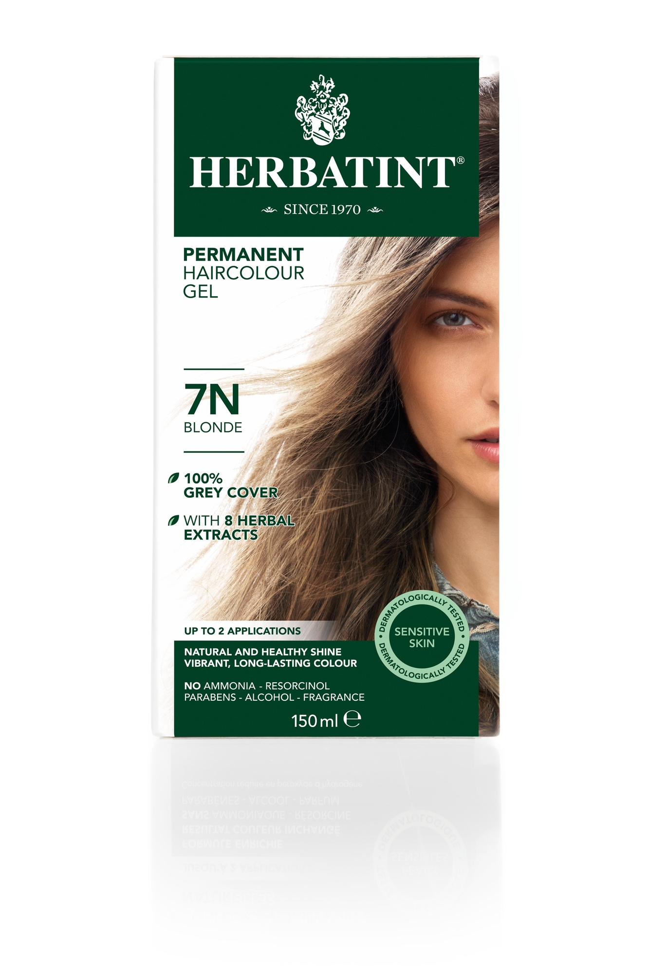 Herbatint 7N Blonde (150 milliliter)